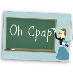 CPAP not CRAP