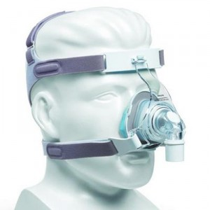 True Blue Nasal CPAP Mask