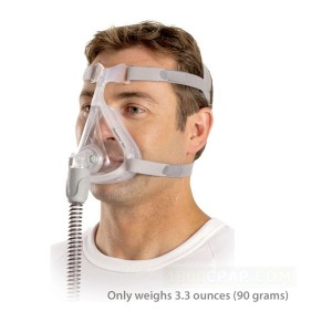 New Full Face CPAP Mask: Quattro Air by ResMed