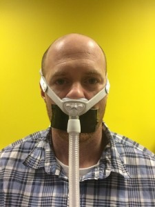 CPAP Mask Chin Strap