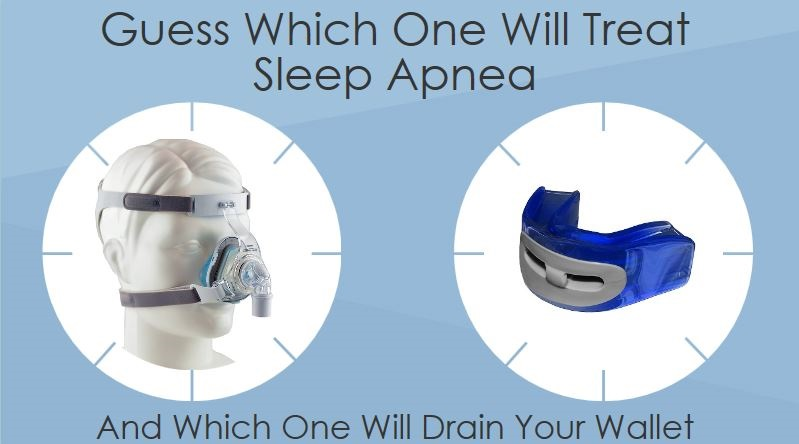 Which is Better? Snoring Mouth Guards or CPAP