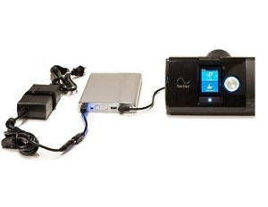 sleep apnea machine battery backup