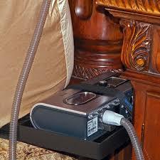 CPAP Machine Bed Holder