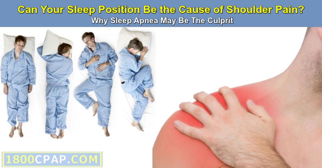 Shoulder Pain Sleep Position