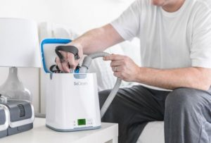 CPAP Cleaning Device SoClean