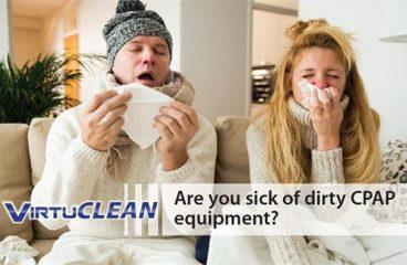 CPAP Sanitizer Reviews: SoClean versus VirtuCLEAN