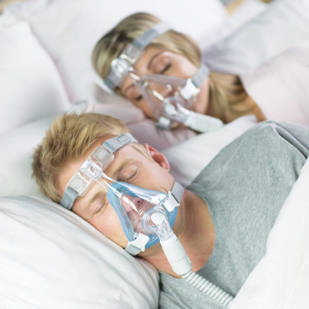 CPAP sleep apnea treatment
