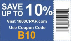 CPAP Coupon Codes