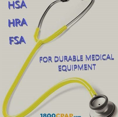 health account for dme