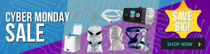 Cyber Monday Sale by 1800CPAP.COM