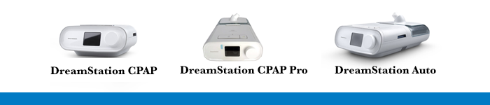 Philips Respironics CPAP Machines and CPAP Masks